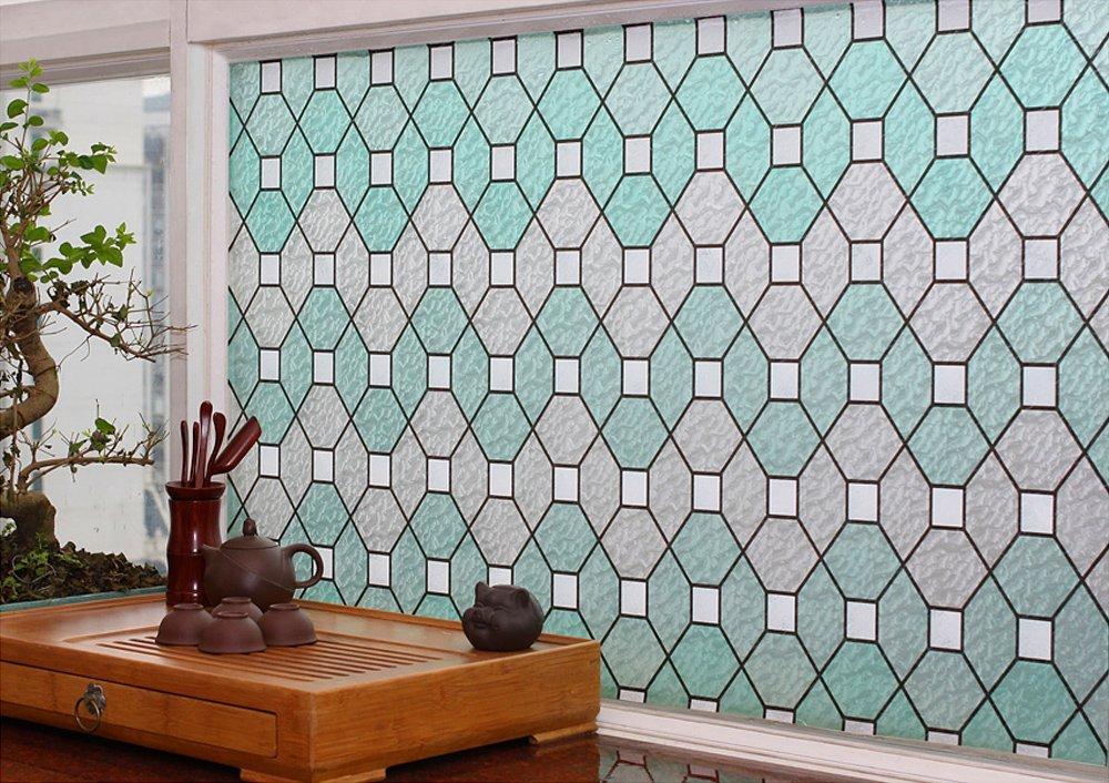 Decorative Stained Glass Window Film