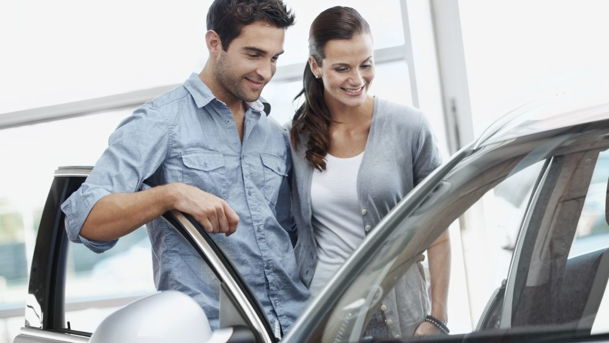 What steps do you need to make after purchasing a car?
